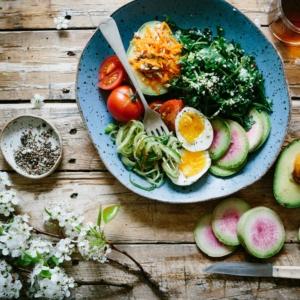Einen gesunden Lebensstil aufrechterhalten